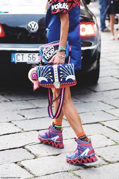 New_York_Fashion_Week_Spring_Summer_15-NYFW-Street_Style-Anna_Dello_Russo-Marc_Jacobs- #annadellorusso #newyorkfashionweek #streetstyle