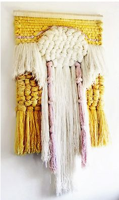 #yellow #white and pops of pale pink make this sunny yellow cool enough for fall and warm enough too