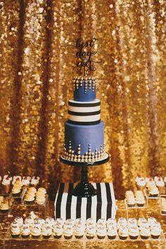 This wedding cake +