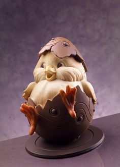 Chocolate Egg & Chick