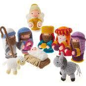 Amigurumi Nativity - via @Craftsy