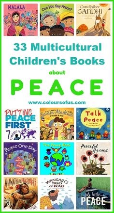 Multicultural Children's Books About Peace