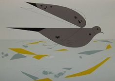 """Mourning Dove"" for the Ford Times."