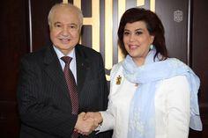 """مجموعة """"أبوغزاله"""" والسفارة العراقية يبحثان سبل التعاون في المجالات التربوية والتعليمية"""