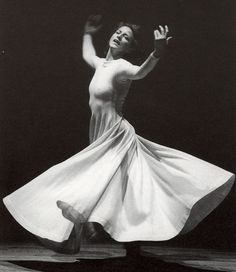 Doris Humphrey (1895 –  1958) was a dancer and choreographer of the early twentieth century. Along with her contemporaries Martha Graham and Katherine Dunham, Humphrey was one of the second generation modern dance pioneers who explored the use of breath and developing techniques still taught today. As many of her works were annotated, Humphrey continues to be taught, studied, and performed to this day.