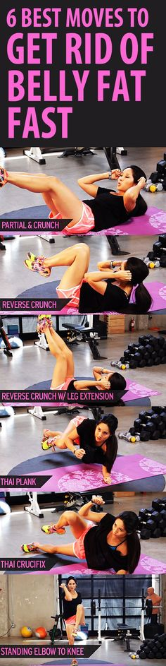 This is a perfect six pack abs routine for you that takes just a few minutes!