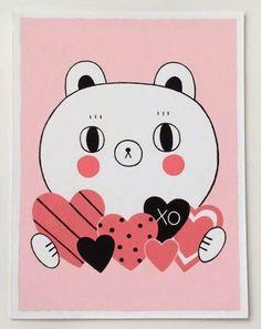 """TokyoBunnie: Rivet """"Be My Valentine"""" group exhibition"""