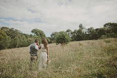 Australia Natural Wedding