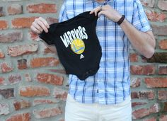 Baby Warriors onesie photo by A Lady Goes West