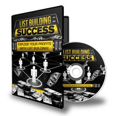 Learn the step-by-step proven training to profiting from email lists while exploding your profits with the 10 part list building success video series. Free Email Marketing, Internet Marketing, Success Video, Marketing Training, Earn More Money, Secrets Revealed, Promote Your Business, Email List, Online Business