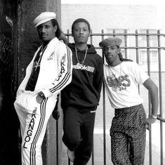 The Kangol Kid, Mixmaster Ice, Dr Ice in Brooklyn ;;.....hip hop instrumentals updated daily => http://www.beatzbylekz.ca