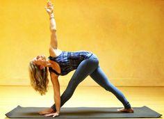 Yoga Pose Of The Mon