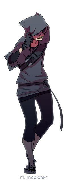 Fan Art Catwoman by IniquitousFish.deviantart.com on @deviantART
