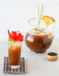 Honolulu Iced Tea Recipe