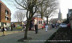 Carnaval Loon op zand 16 feb 2015 - Houtbewerking & Snuffelhal ON TOUR - Landpark Assisië
