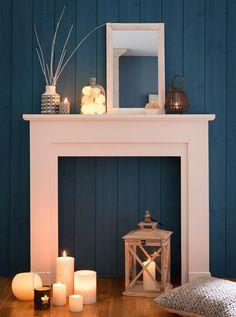 Des bougies parfumées pour créer une atmosphère cocooning dans sa chambre à coucher