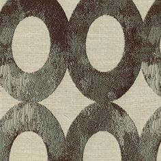 M9425 Seamist Woven Large Circle Design Upholstery Fabric