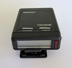Canadian pager