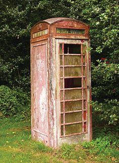 K6 Telephone Box in need of a little tlc