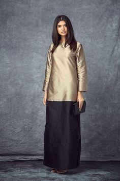 3cbc370723 15 Best Abaya images | Dress skirt, Hijab fashion, Kaftan