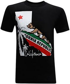 California Republic (State Bear) Men's T-Shirt - L