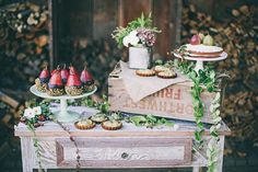 Philip Foster Farms Styled Wedding Shoot | Bird is the Word, images by Nakalan McKay.