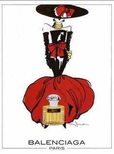 Vintage Perfumes & Colognes P-R : Shop vintage perfumes, hard-to-find perfume, commercial fragrances, discontinued colognes and collectibles Vintage Advertisements, Vintage Ads, Vintage Posters, Vintage Shops, Advertising Ideas, Art Posters, Vintage Stuff, Vintage Dresses, Vintage Illustrations