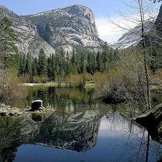 Mirror Lake Hike in Yosemite