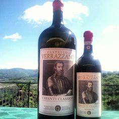 #chianticlassico Castello da Verazzano #wine