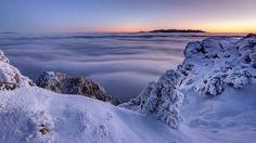 #praveslovenske chladné ale krásne ráno... foto: Jozef Klein