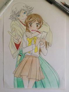 Kamisama Kiss! Mizuki and Nanami by TheSassyFox