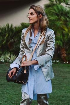 California Dreamers: Tommy Ton Shoots the Scene at Vuitton's Palm Springs Show - Gallery - Style.com