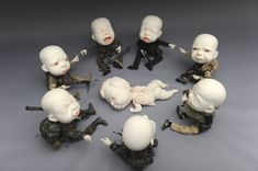 "War Never Changes. (""Who Did it? Again!"" by Johnson Tsang)"