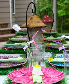 Fairies and Pirates 6th Birthday Party | Project Nursery