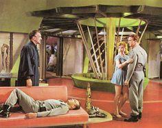 """Forbidden Planet"" 1956"