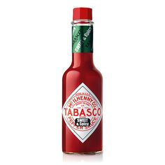 TABASCO® Sweet & Spicy Sauce is our mildest hot sauce, perfect for dipping seafood or chicken, salad dressing and glazing meats. This sweet and spicy sauce is made with Asian spices and Louisiana peppers. Tabasco Hot Sauce, Sauce Chili, Tabasco Pepper, Meat And Potatoes Recipes, Healthy Meat Recipes, Jelly Belly, Betty Crocker, Pioneer Woman Mashed Potatoes, Sweet And Spicy Sauce