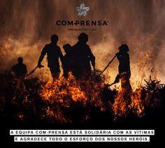 #herois #bombeiros #solidariedade #portugal #comprensa #barcelos