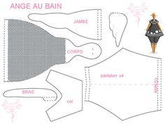 bathingTilda pattern