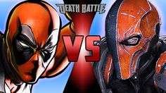 Deadpool VS Deathstroke | DEATH BATTLE! --- This one is obviously VERY dirty, just as a warning for you young followers