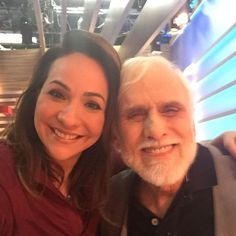 Maria Beltrão e Francisco Cuoco