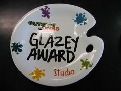 You could win 'The Glazey' at Outside the Lines Creative Studio!