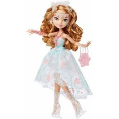Ashlynn Ella Fairest on Ice Ever After High Doll, 2015 ($35 at Walmart.com)