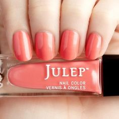 Julep - Lindsey (Boho Glam) Melon splash ghost shimmer