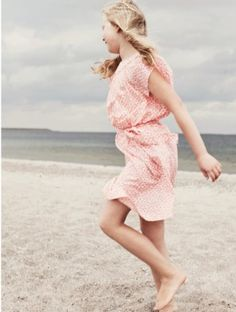 A great dress for an older girl. By european clothing line Poppy Rose.