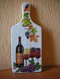Handmade Crafts, Diy And Crafts, Arts And Crafts, Bird Crafts, Stone Art, Diy Woodworking, Painting On Wood, Wood Signs, Mosaic