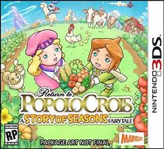 Return to PopoloCrois: A STORY OF SEASONS Fairytale - 3DS
