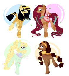 International Pony Adopts Closed by Piichu-Pi