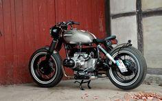 BMW R100 Bobber by HB-Custom #motorcycles #bobber #motos | caferacerpasion.com