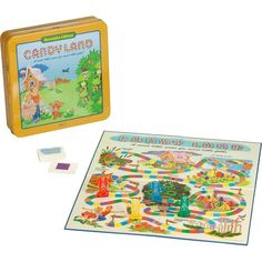 Winning Solutions - Nostalgia Edition Candy Land Game - Multi