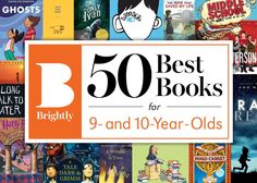 What are the best books to keep 9-year-olds and 10-year-olds reading, learning, and coming back for more? We asked the experts to find out.